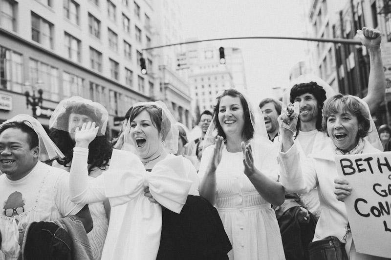 candid wedding photographer portland