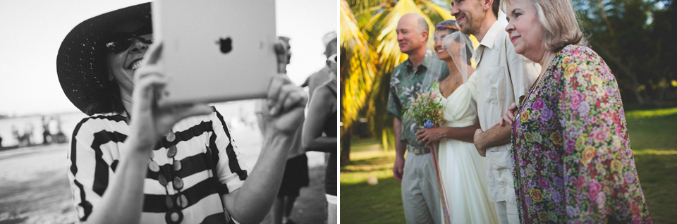 Belize photojournalistic wedding photographer