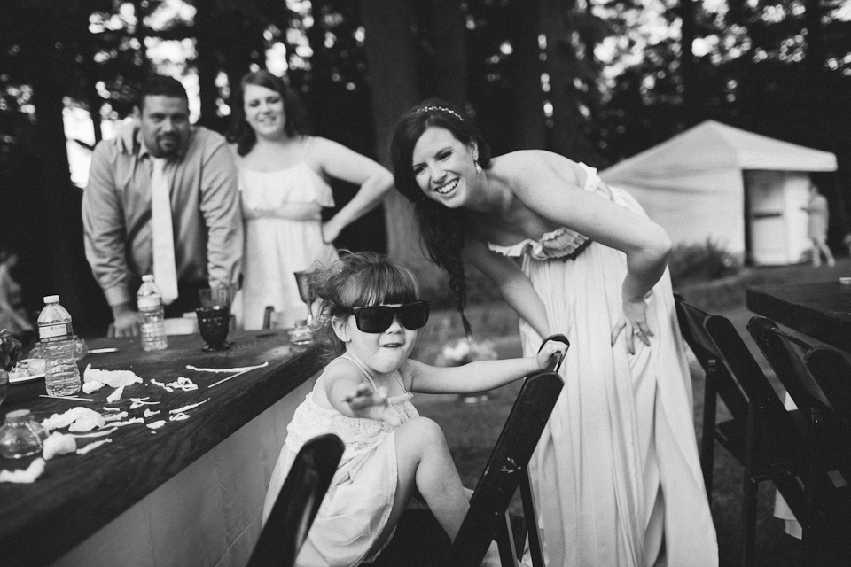 Indie Wedding Photographer Portland OR