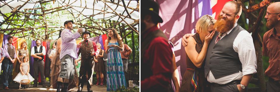 documentary wedding photographer portland
