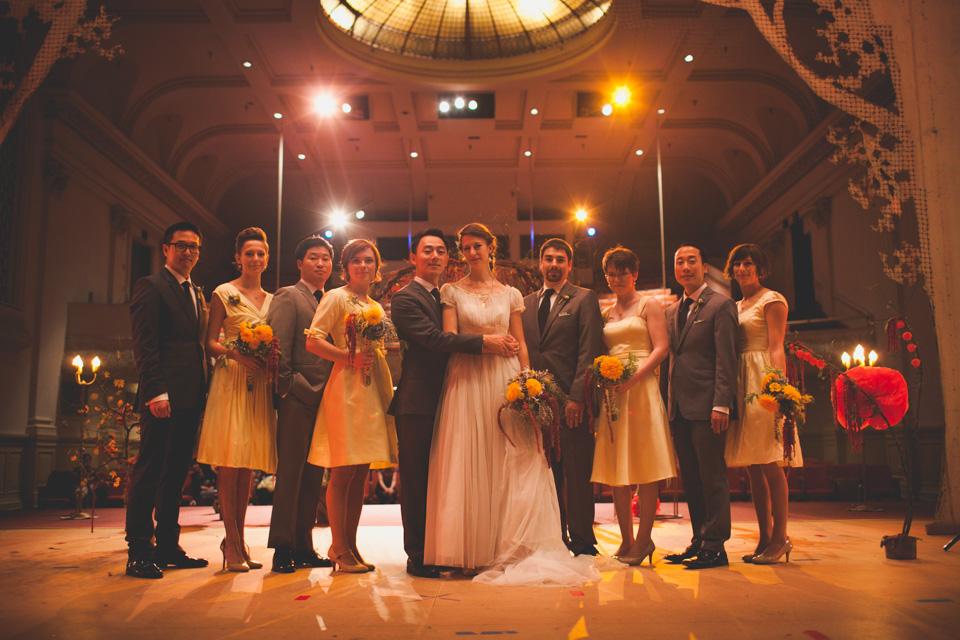 scottish rite wedding photographer, portland
