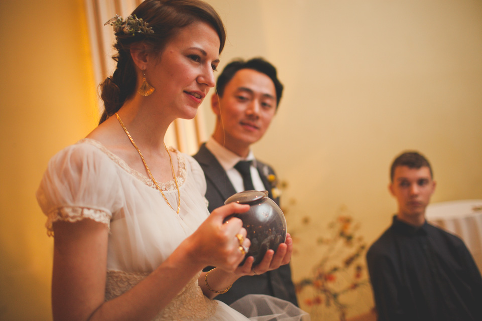 Scottish Rite Wedding