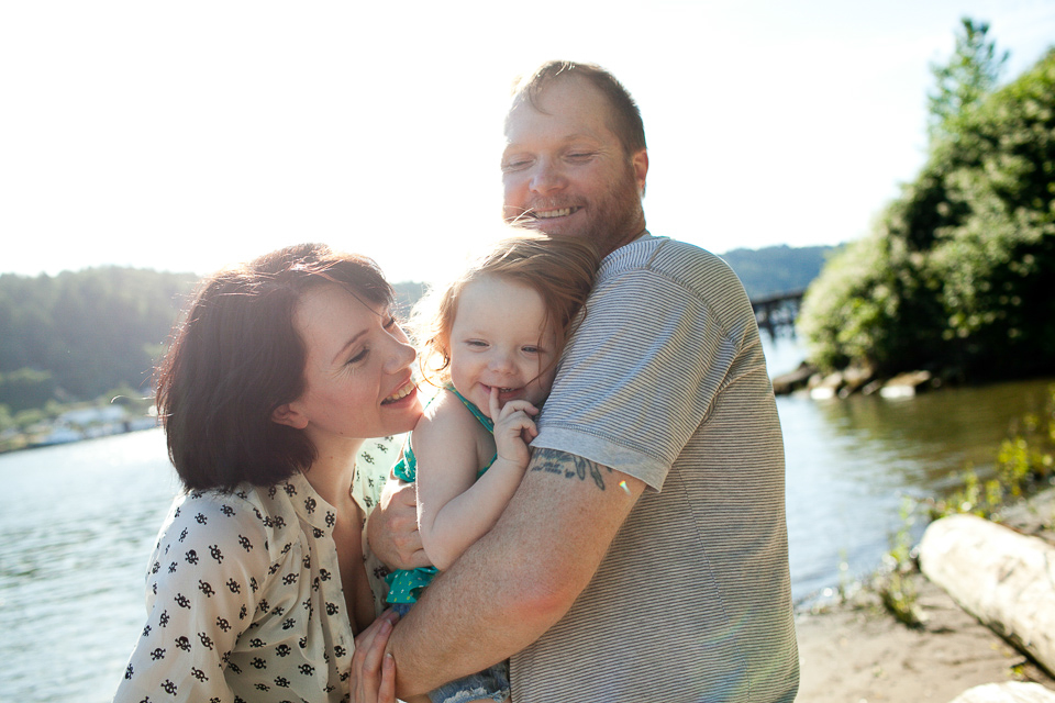 Candid family photographer, portland or