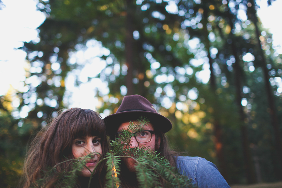 Indie engagement photos