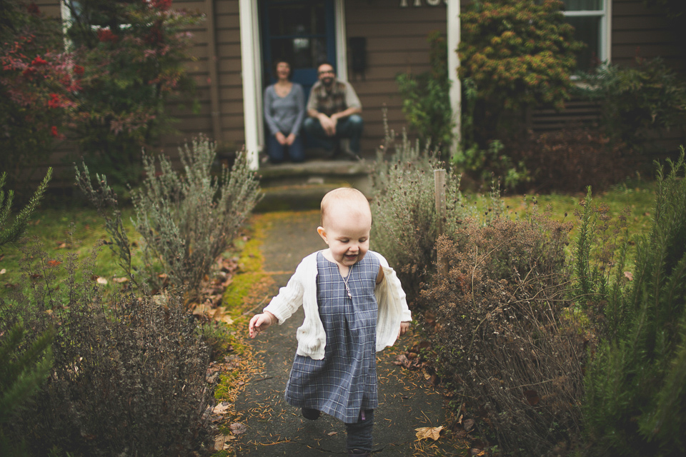 in-home family photographer, portland