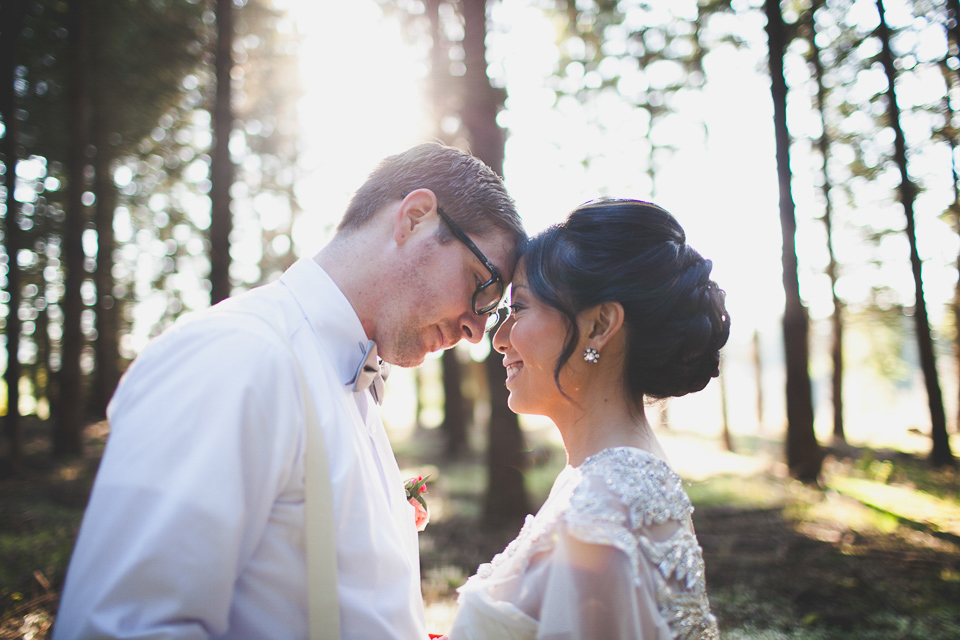 oregon garden wedding