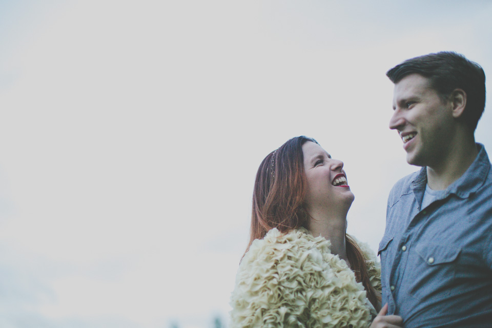 candid engagement photographer portland