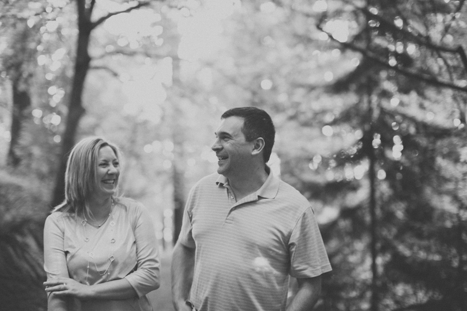 candid engagement photographer portland OR