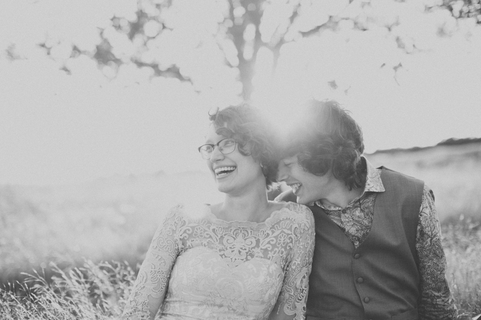 journalistic wedding photographer portland