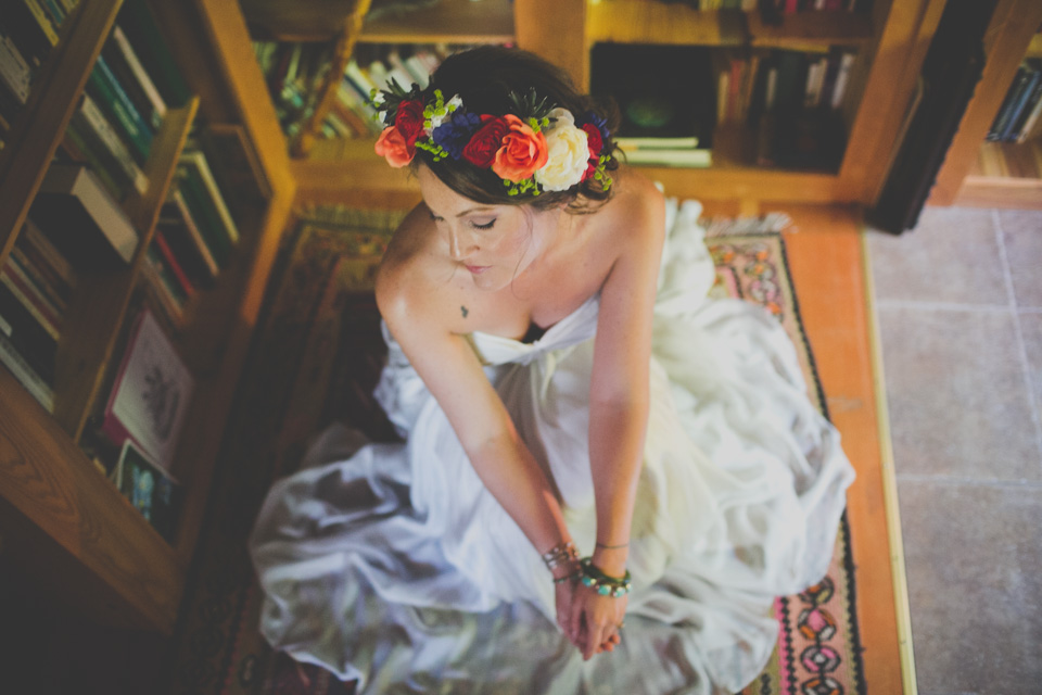 bohemian wedding photographer portland or