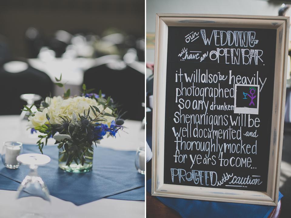 kennedy school wedding details