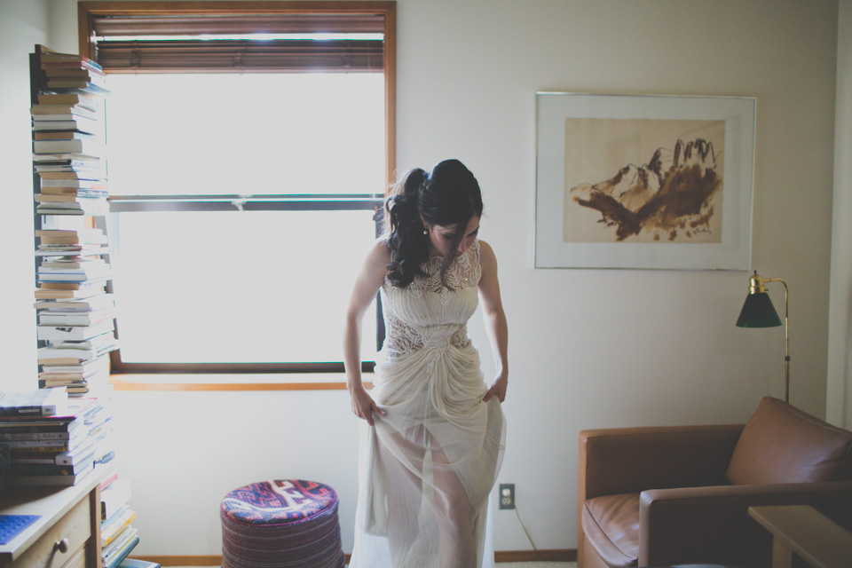 documentary wedding photographer Portland, OR