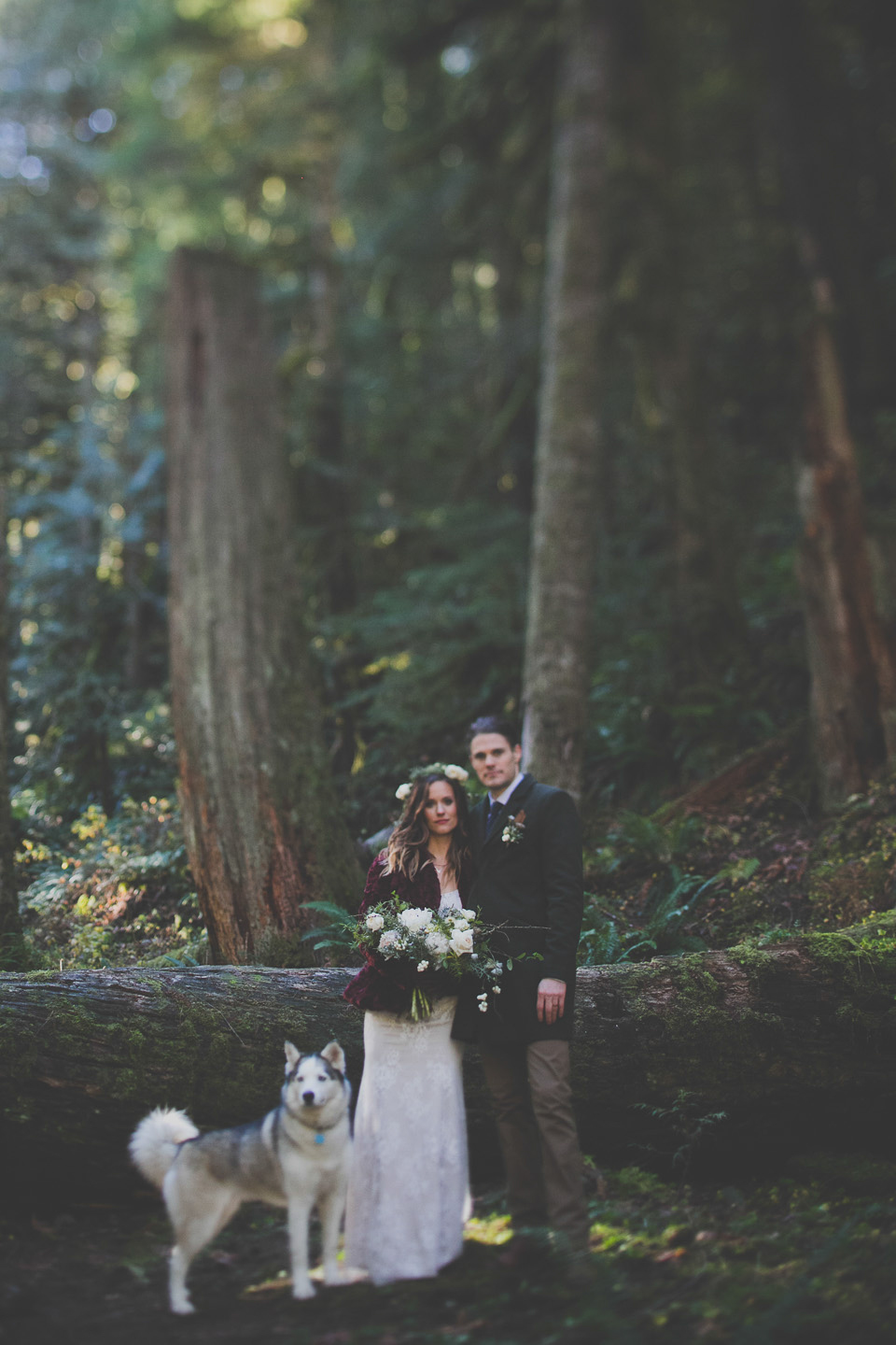 Mt. Hood wedding