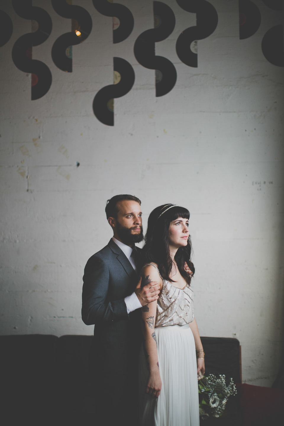 Holocene wedding Portland