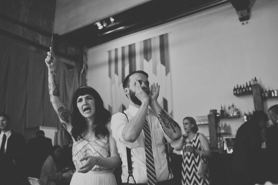 Holocene wedding Portland, OR