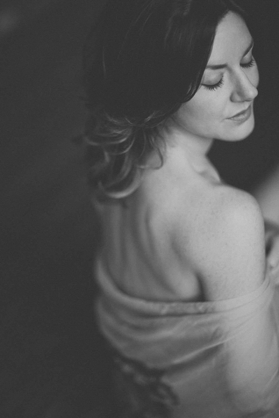 Boudoir photographer portland, OR