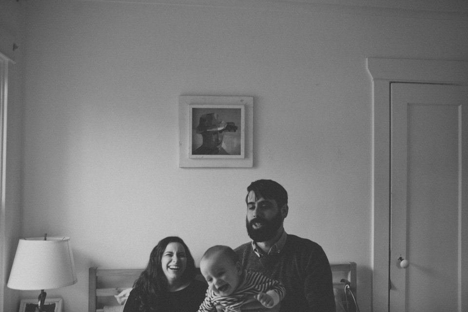 candid family photographer Portland, OR