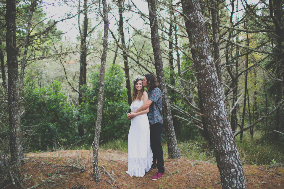 Washington Coast Wedding