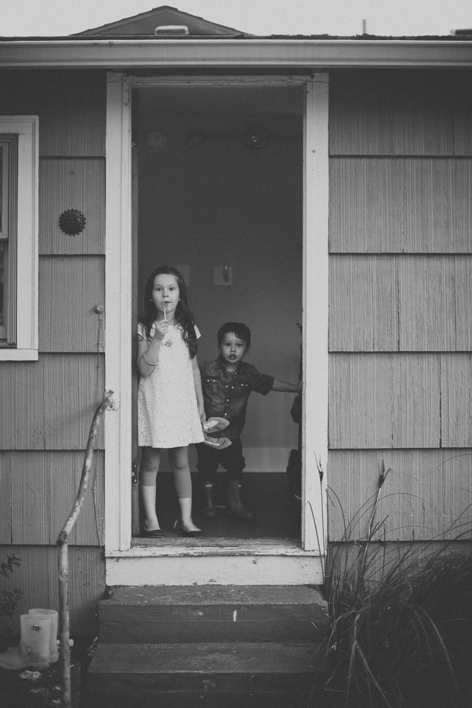 in home family photographer Portland, OR