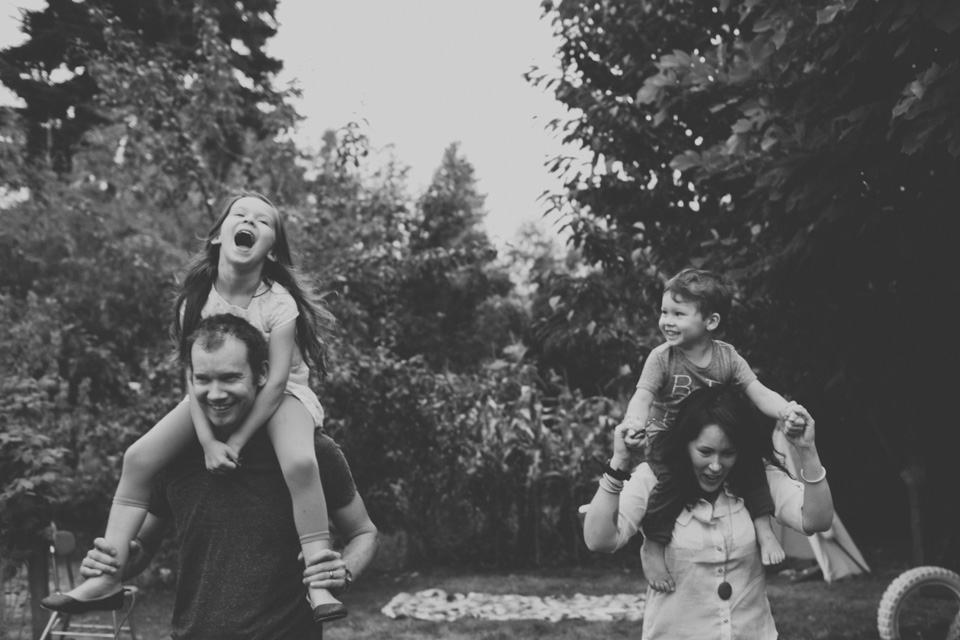 photojournalistic family photographer Portland, OR