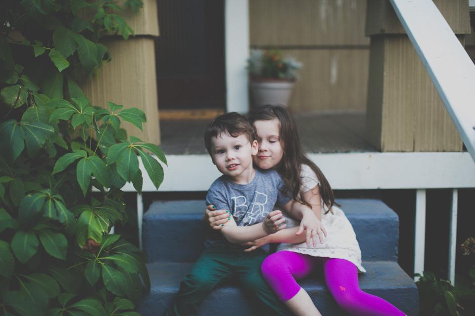 family photographer Portland, OR