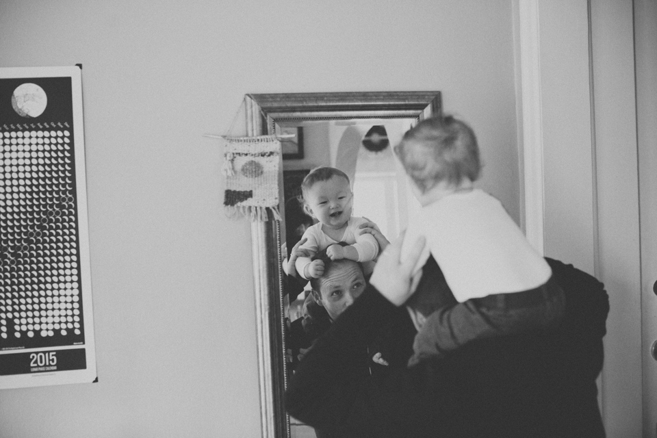 Photojournalistic family photographer Portland OR