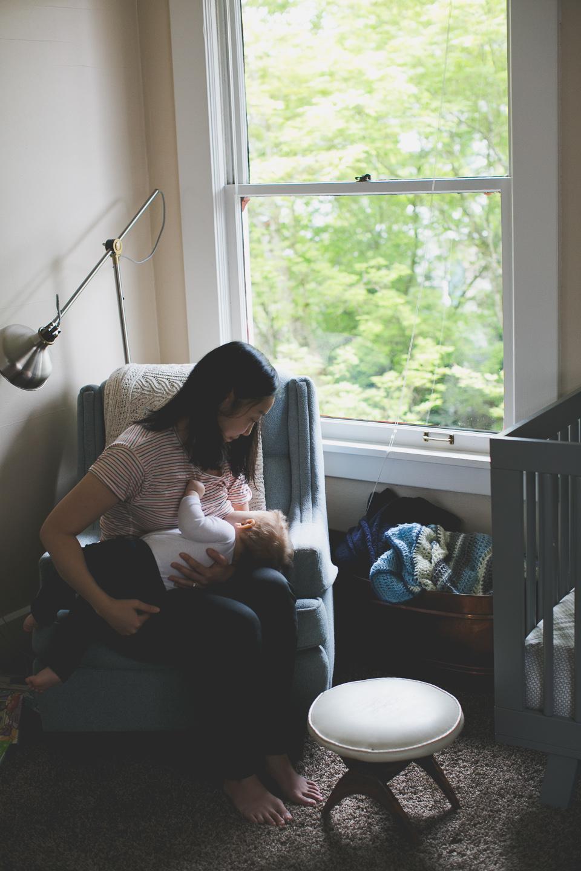 Documentary Family photographer Portland OR