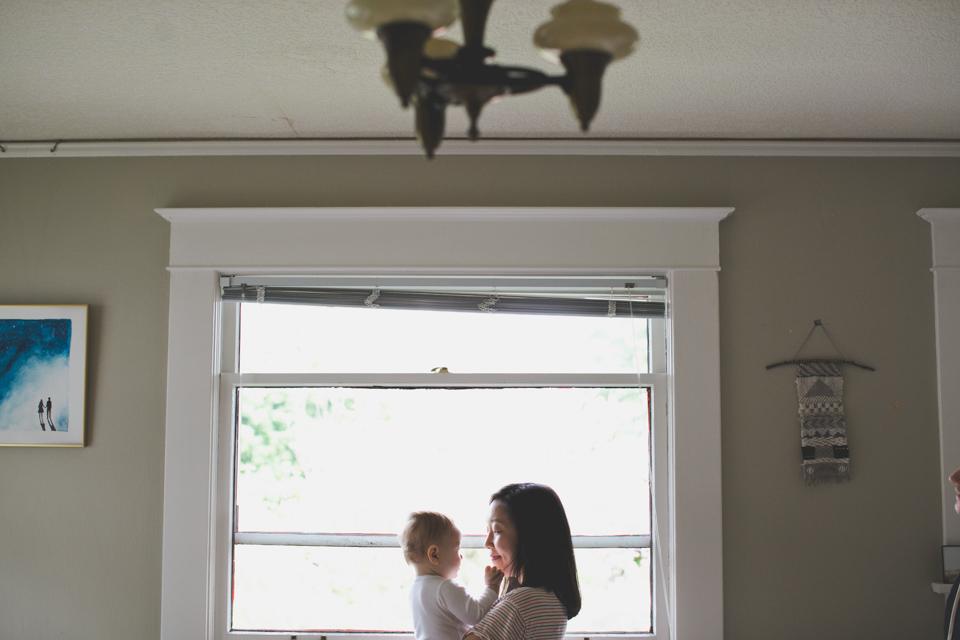 Photojournalistic family photographer Portland OR
