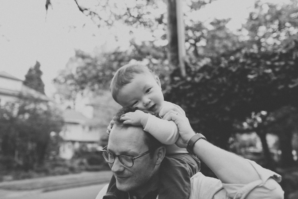 Documentary Family photographer Portland OR