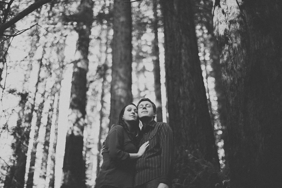 Engagement photographer Portland OR