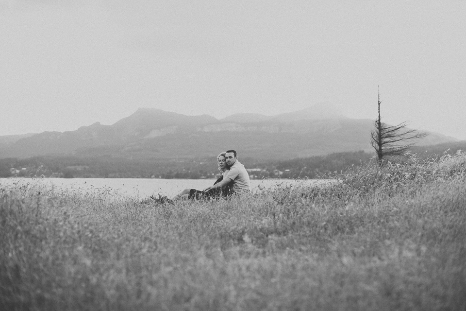 Engagement photographer portland