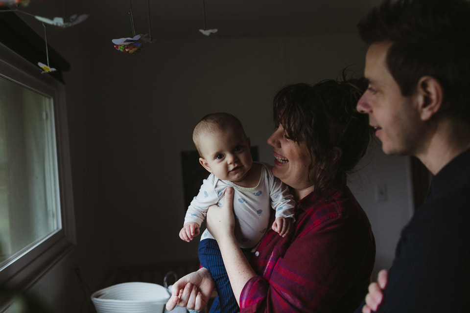 Lifestyle Family Photographer, Portland OR