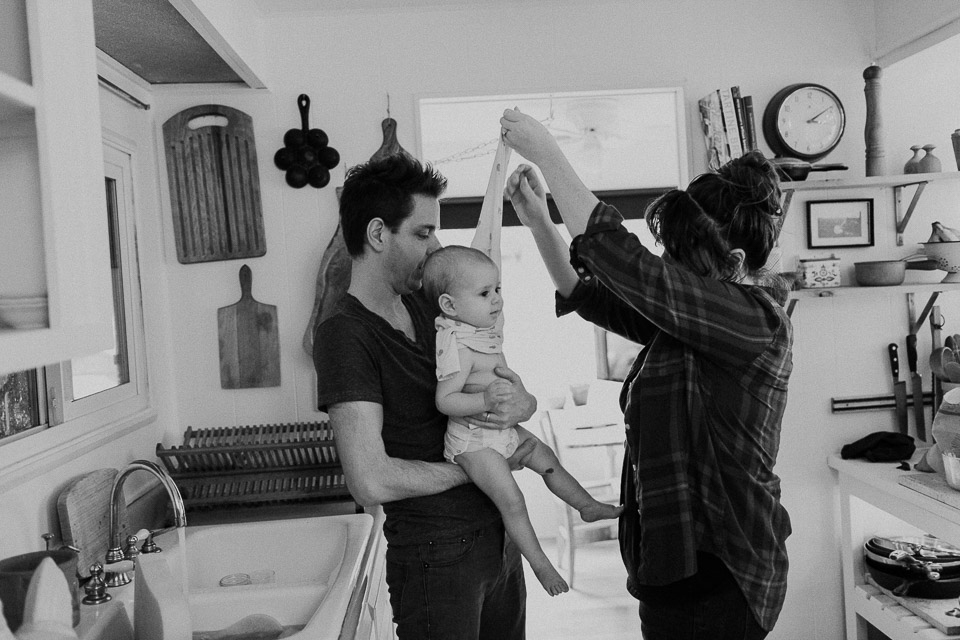 Documentary Family Photographer, Portland OR